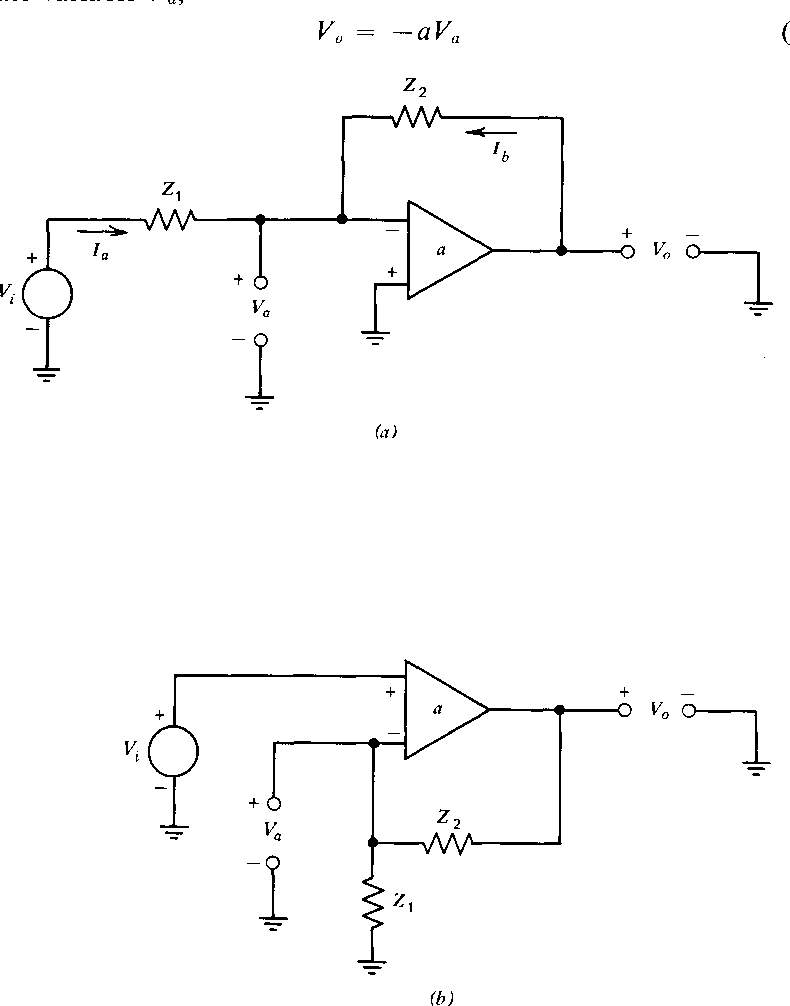 Figure 12 From Background And Objectives 11 Introduction The Fig Op Amp Non Inverting Amplifier Operational Connections A B Noninverting