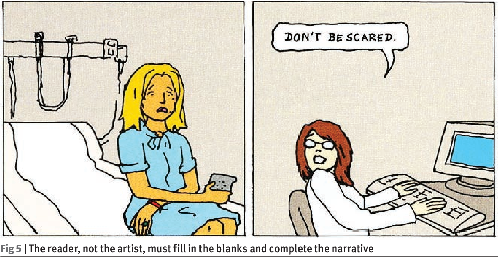 Figure 5 from Graphic medicine: use of comics in medical education