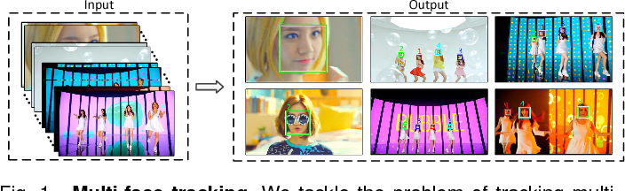 Figure 1 for Tracking Persons-of-Interest via Unsupervised Representation Adaptation