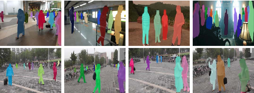 Figure 4 for Person Search via A Mask-Guided Two-Stream CNN Model