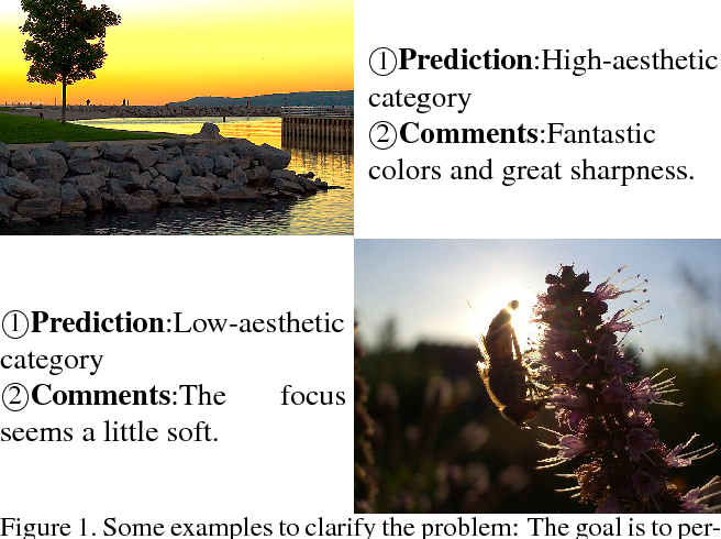 Figure 1 for Neural Aesthetic Image Reviewer