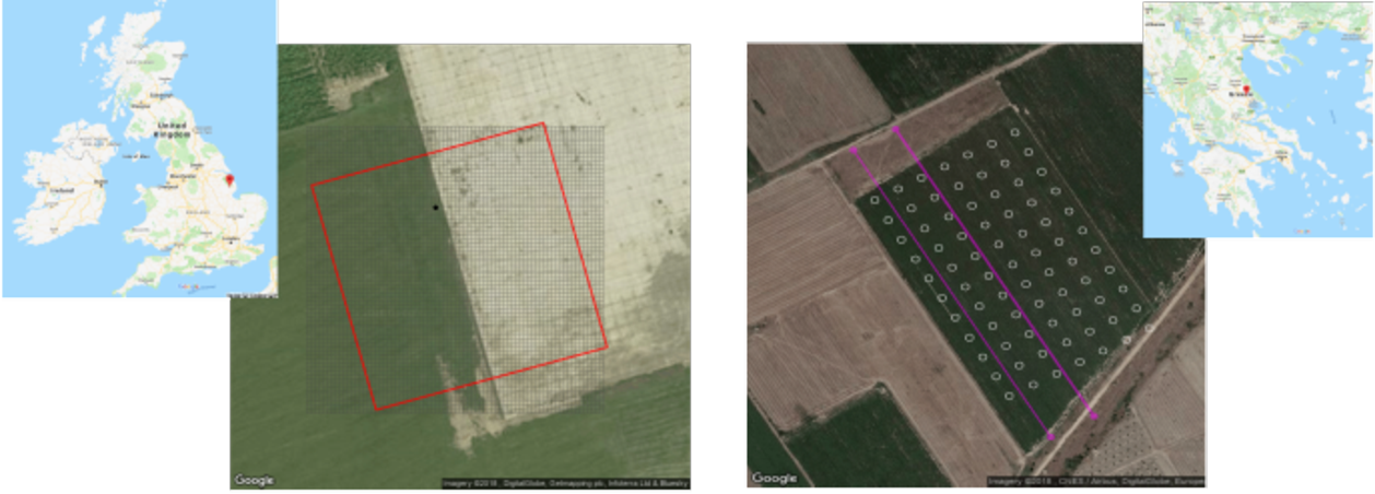 Figure 4 for Kriging-Based Robotic Exploration for Soil Moisture Mapping Using a Cosmic-Ray Sensor
