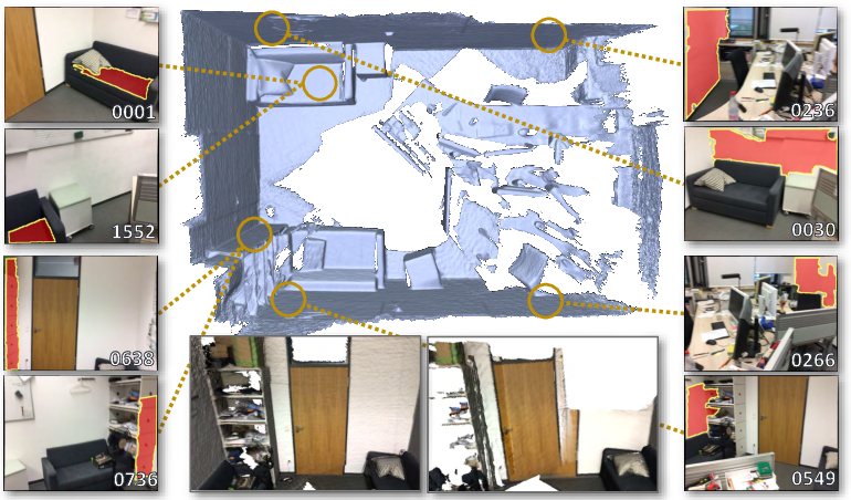 Figure 1 for PlaneMatch: Patch Coplanarity Prediction for Robust RGB-D Reconstruction