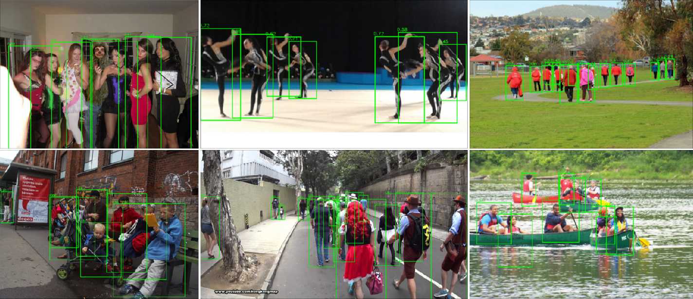 Figure 2 for SADet: Learning An Efficient and Accurate Pedestrian Detector
