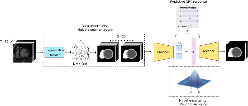 Figure 1 for Uncertainty-Aware Training for Cardiac Resynchronisation Therapy Response Prediction