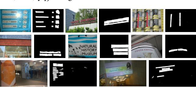 Figure 1 for Incidental Scene Text Understanding: Recent Progresses on ICDAR 2015 Robust Reading Competition Challenge 4