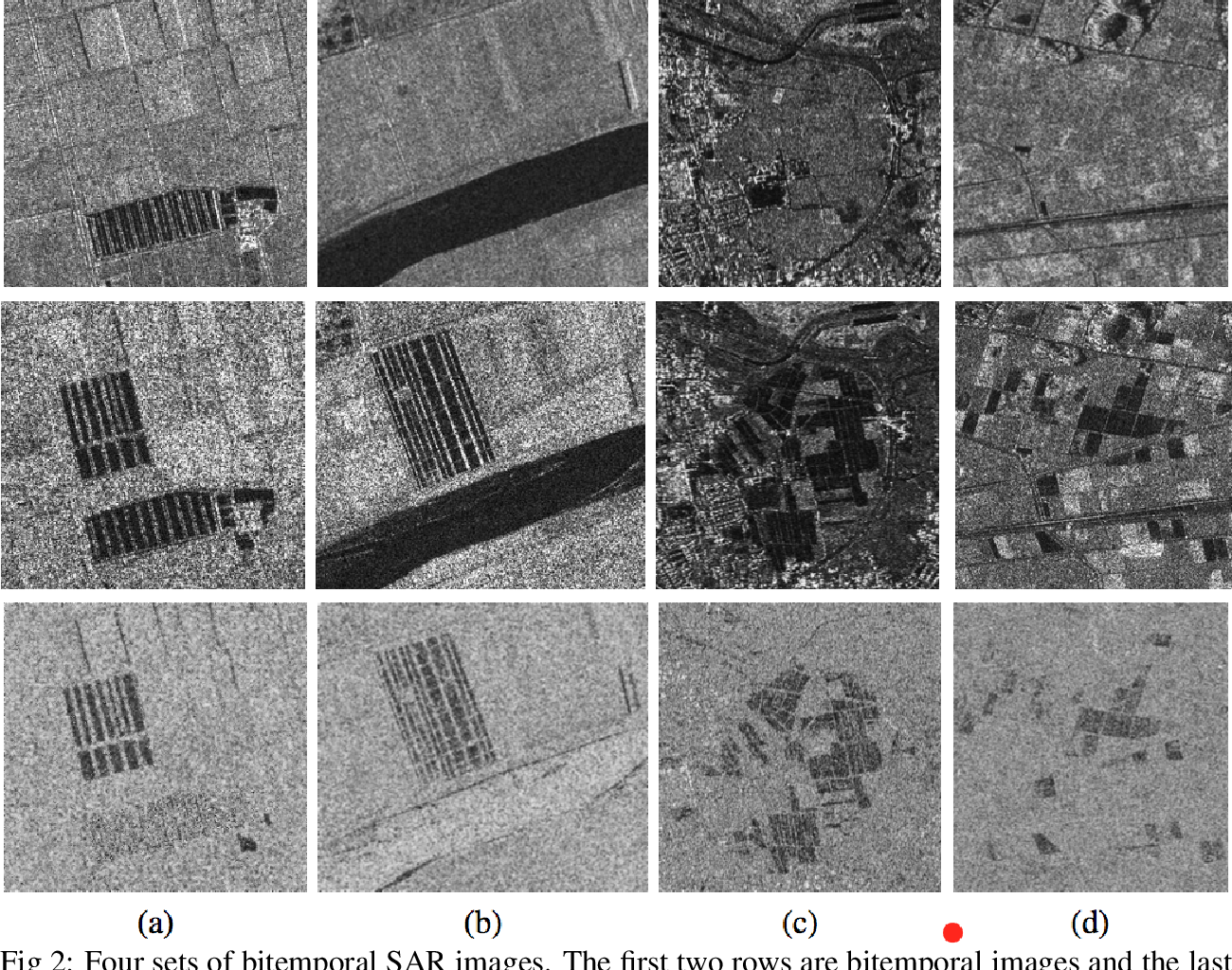 Figure 4 for A Light-Weighted Convolutional Neural Network for Bitemporal SAR Image Change Detection