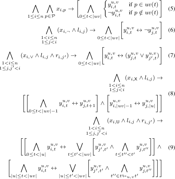 Figure 4 for Learning Linear Temporal Properties