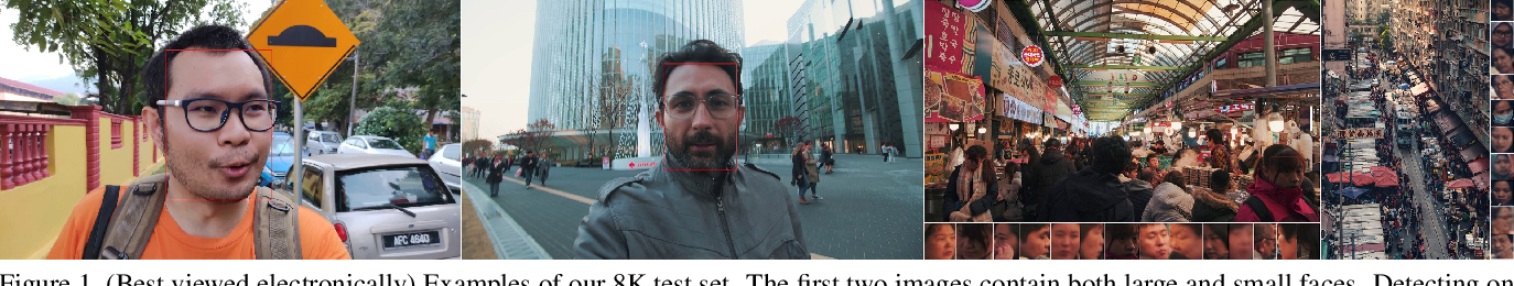 Figure 1 for CRFace: Confidence Ranker for Model-Agnostic Face Detection Refinement