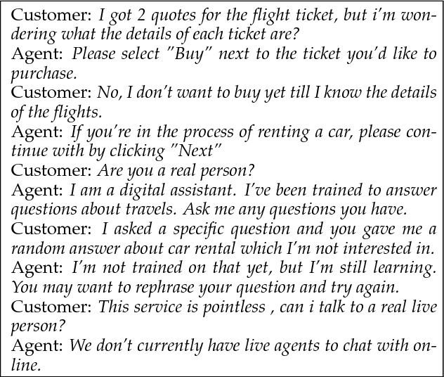 Figure 1 for Detecting Egregious Conversations between Customers and Virtual Agents
