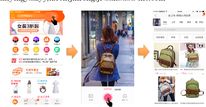 Figure 1 for Visual Search at Alibaba