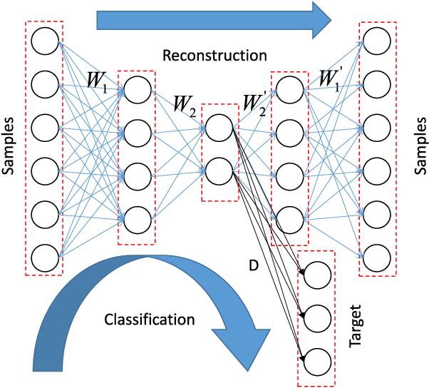 Figure 3 for Semi-supervised Stacked Label Consistent Autoencoder for Reconstruction and Analysis of Biomedical Signals