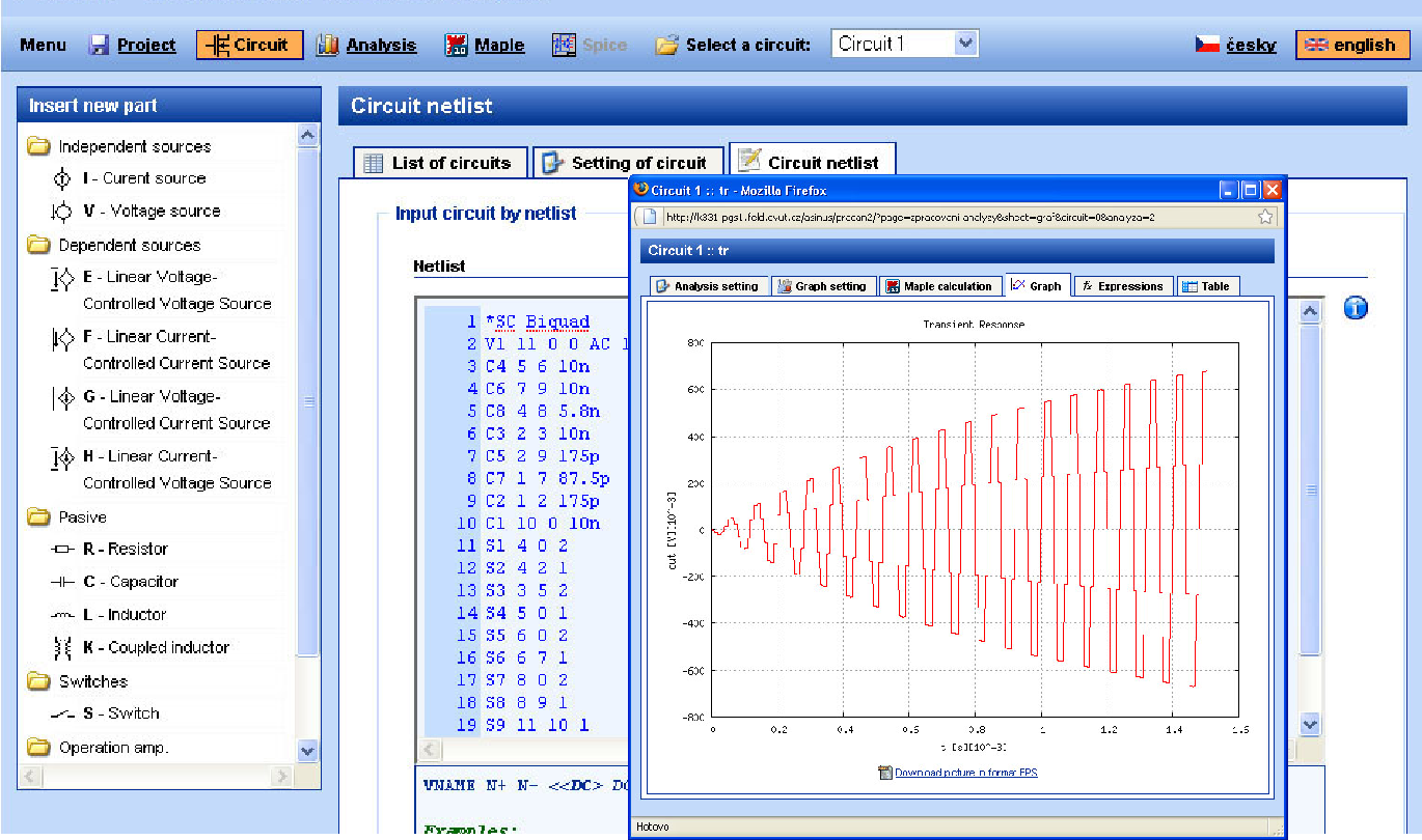 Web Based Application For Electric Circuit Analysis Semantic Scholar This Java Applet Is An Electronic Simulator A Great Way To