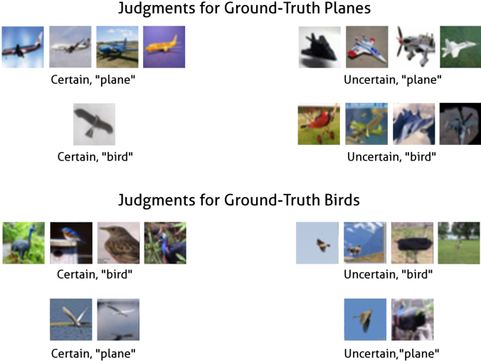 Figure 3 for Modeling Human Categorization of Natural Images Using Deep Feature Representations