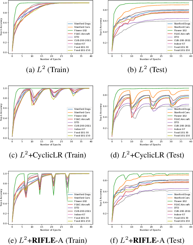 Figure 2 for RIFLE: Backpropagation in Depth for Deep Transfer Learning through Re-Initializing the Fully-connected LayEr
