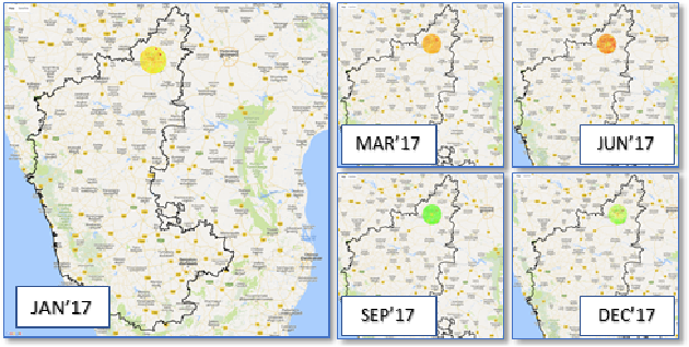 Figure 4 for Agriculture Commodity Arrival Prediction using Remote Sensing Data: Insights and Beyond