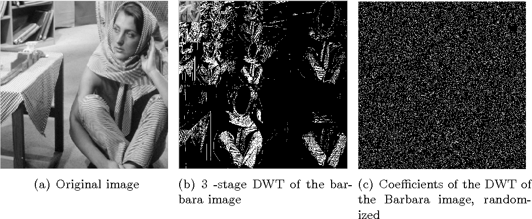 Figure 4 for Signal Recovery in Unions of Subspaces with Applications to Compressive Imaging