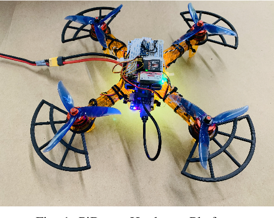 Figure 1 for Advanced Autonomy on a Low-Cost Educational Drone Platform