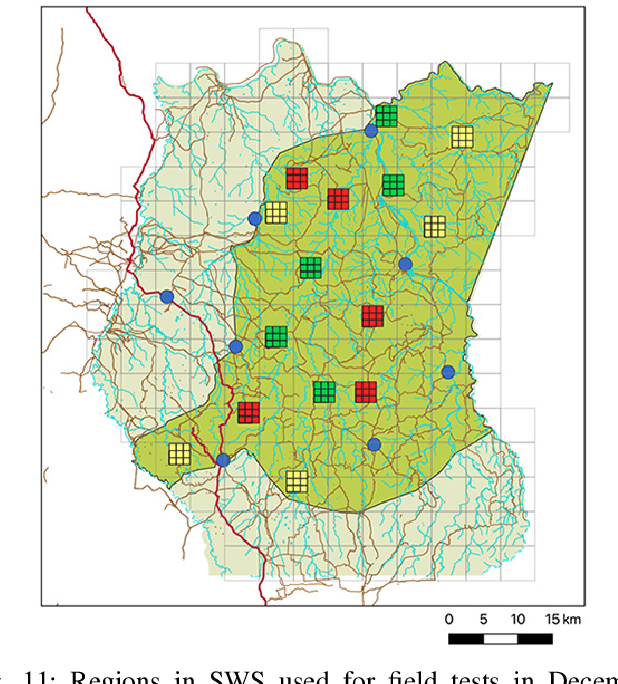 Figure 2 for Stay Ahead of Poachers: Illegal Wildlife Poaching Prediction and Patrol Planning Under Uncertainty with Field Test Evaluations
