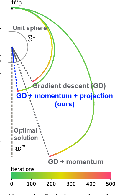 Figure 1 for Slowing Down the Weight Norm Increase in Momentum-based Optimizers