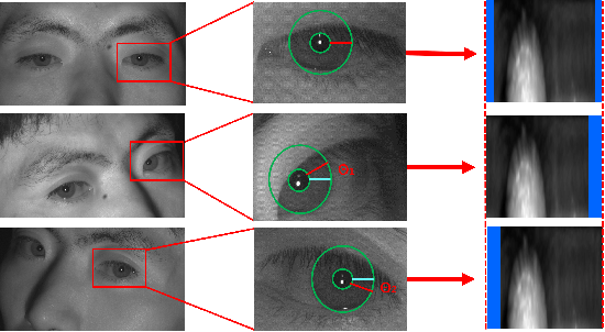 Figure 1 for Alignment Free and Distortion Robust Iris Recognition