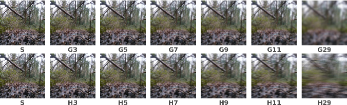 Figure 2 for Depth estimation on embedded computers for robot swarms in forest