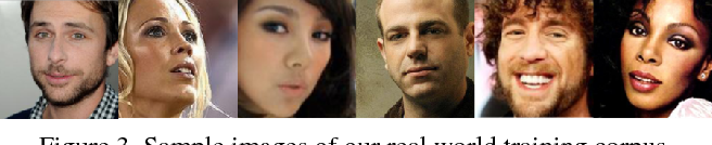 Figure 3 for MoFA: Model-based Deep Convolutional Face Autoencoder for Unsupervised Monocular Reconstruction