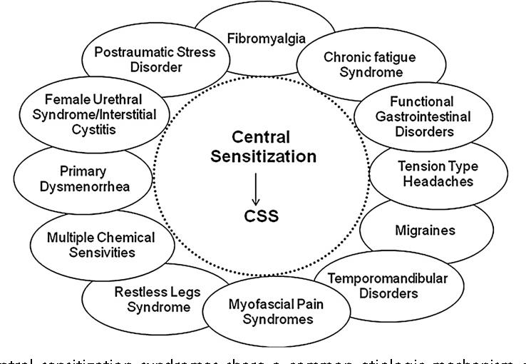 Figure 1 from Noncardiac chest pain and fibromyalgia  - Semantic Scholar