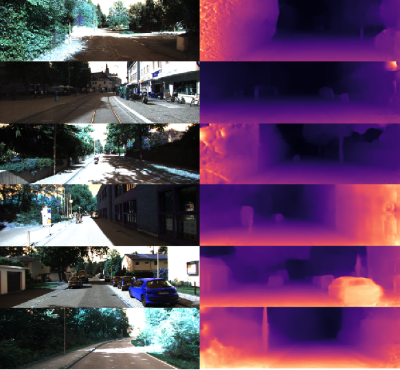 Figure 4 for Unsupervised Joint Learning of Depth, Optical Flow, Ego-motion from Video