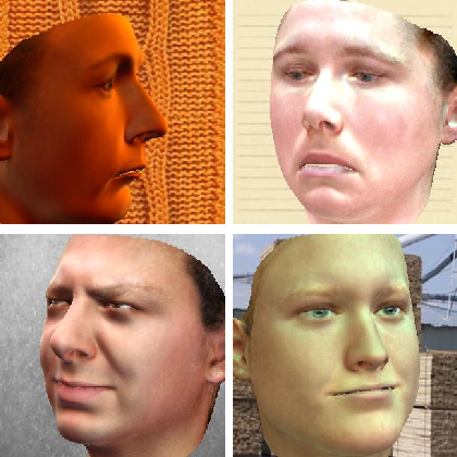 Figure 1 for Priming Deep Neural Networks with Synthetic Faces for Enhanced Performance