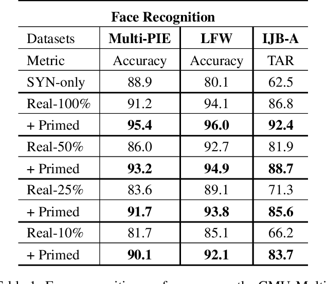 Figure 2 for Priming Deep Neural Networks with Synthetic Faces for Enhanced Performance