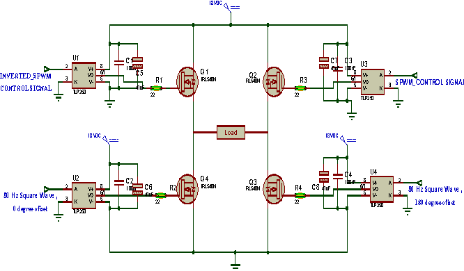figure 7 from design and implementation of a pure sine wave single rh semanticscholar org Add a Phase Inverter Three-Phase Power Inverter