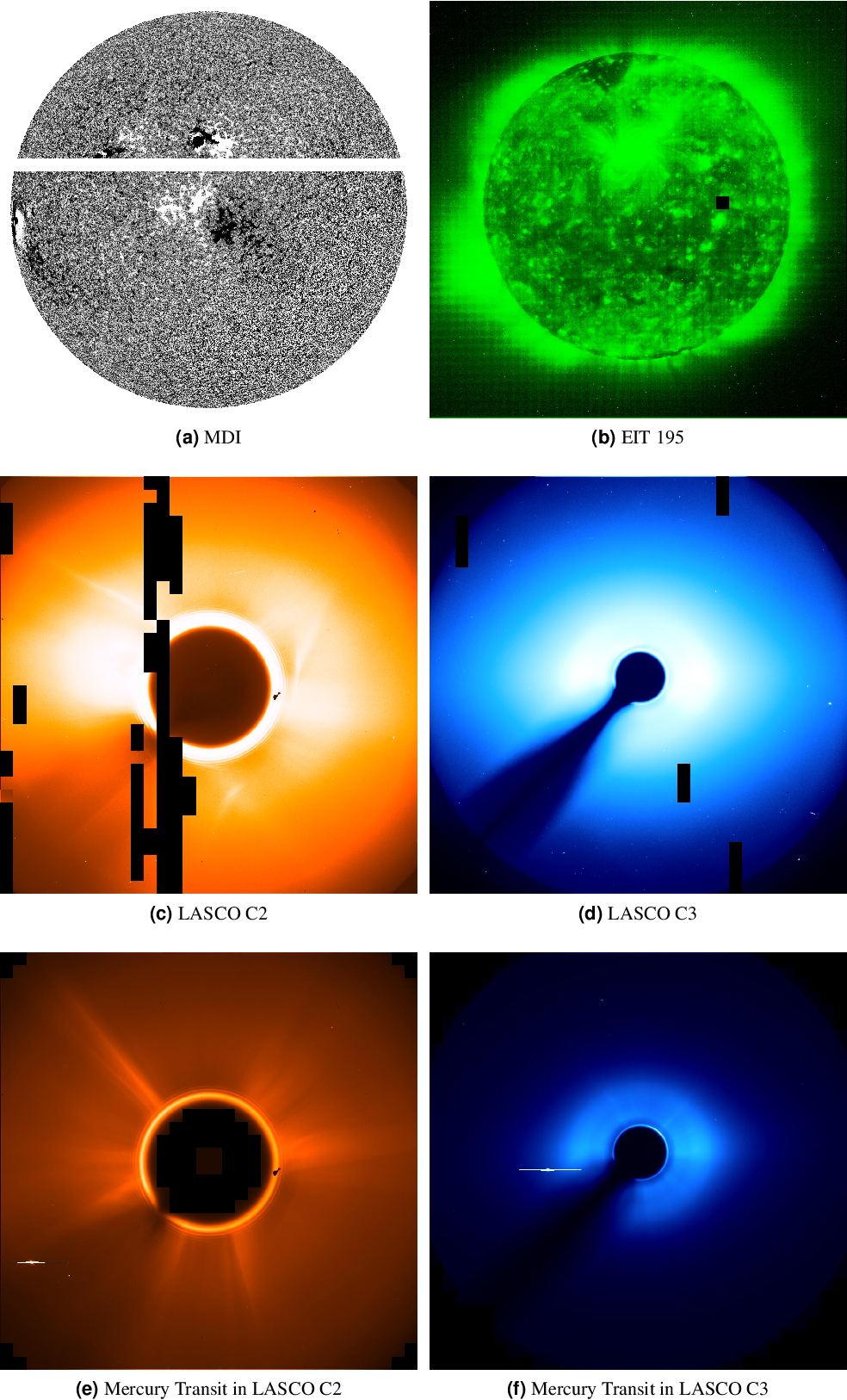Figure 1 for A Machine-Learning-Ready Dataset Prepared from the Solar and Heliospheric Observatory Mission