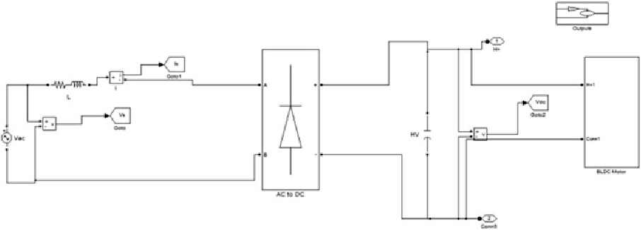 BLDC Motor Drive with Power Factor Correction Using PWM