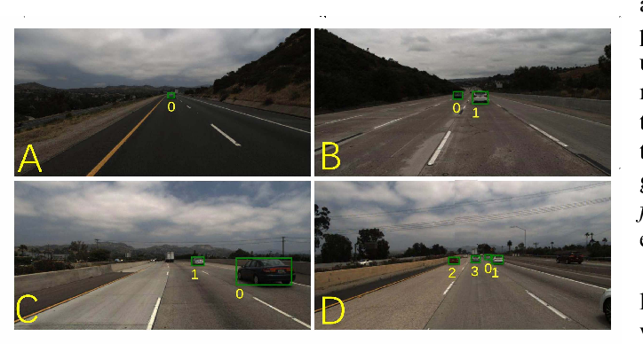 Figure 3 for End-to-end Learning for Inter-Vehicle Distance and Relative Velocity Estimation in ADAS with a Monocular Camera