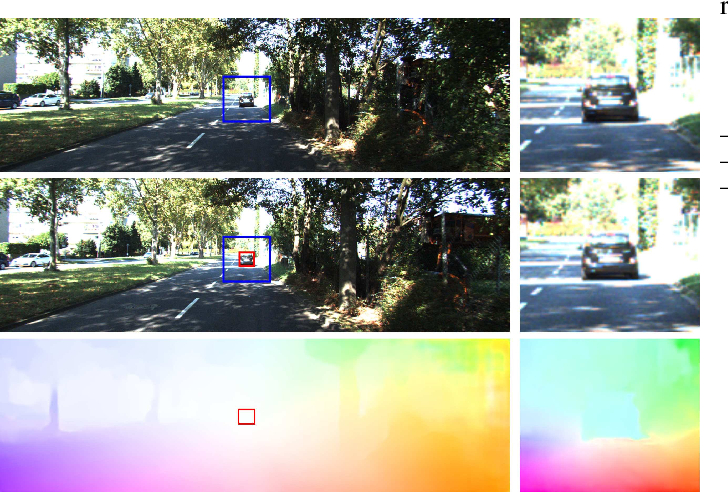 Figure 4 for End-to-end Learning for Inter-Vehicle Distance and Relative Velocity Estimation in ADAS with a Monocular Camera