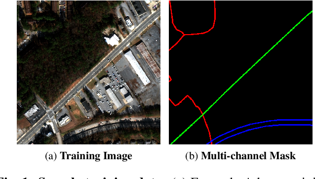 Figure 1 for Road Network and Travel Time Extraction from Multiple Look Angles with SpaceNet Data