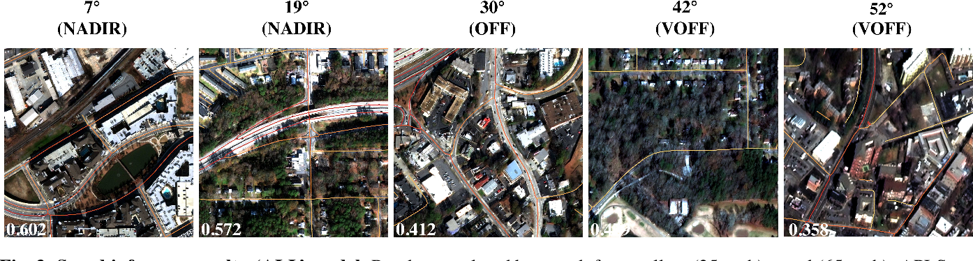 Figure 3 for Road Network and Travel Time Extraction from Multiple Look Angles with SpaceNet Data