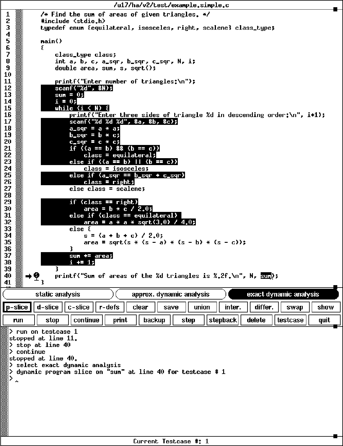 PDF] Towards automatic debugging of computer programs