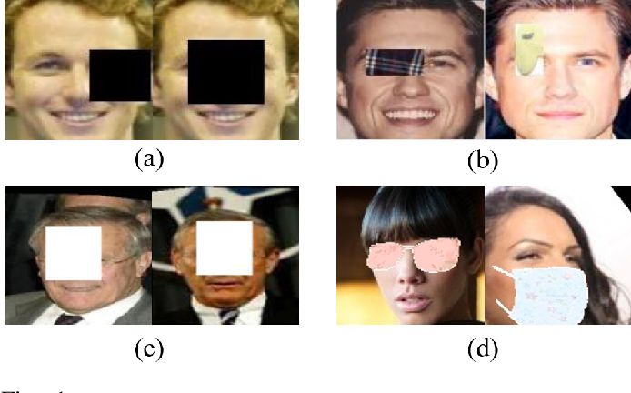 Figure 1 for When Face Recognition Meets Occlusion: A New Benchmark