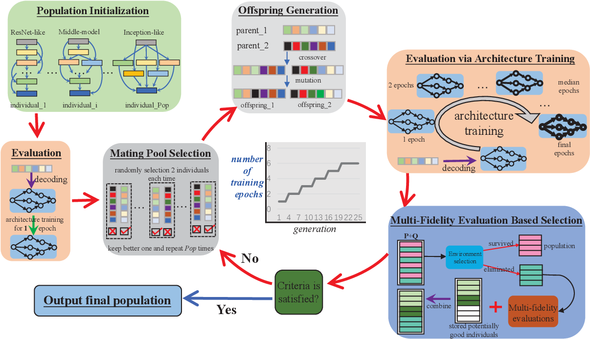 Figure 4 for Accelerating Evolutionary Neural Architecture Search via Multi-Fidelity Evaluation