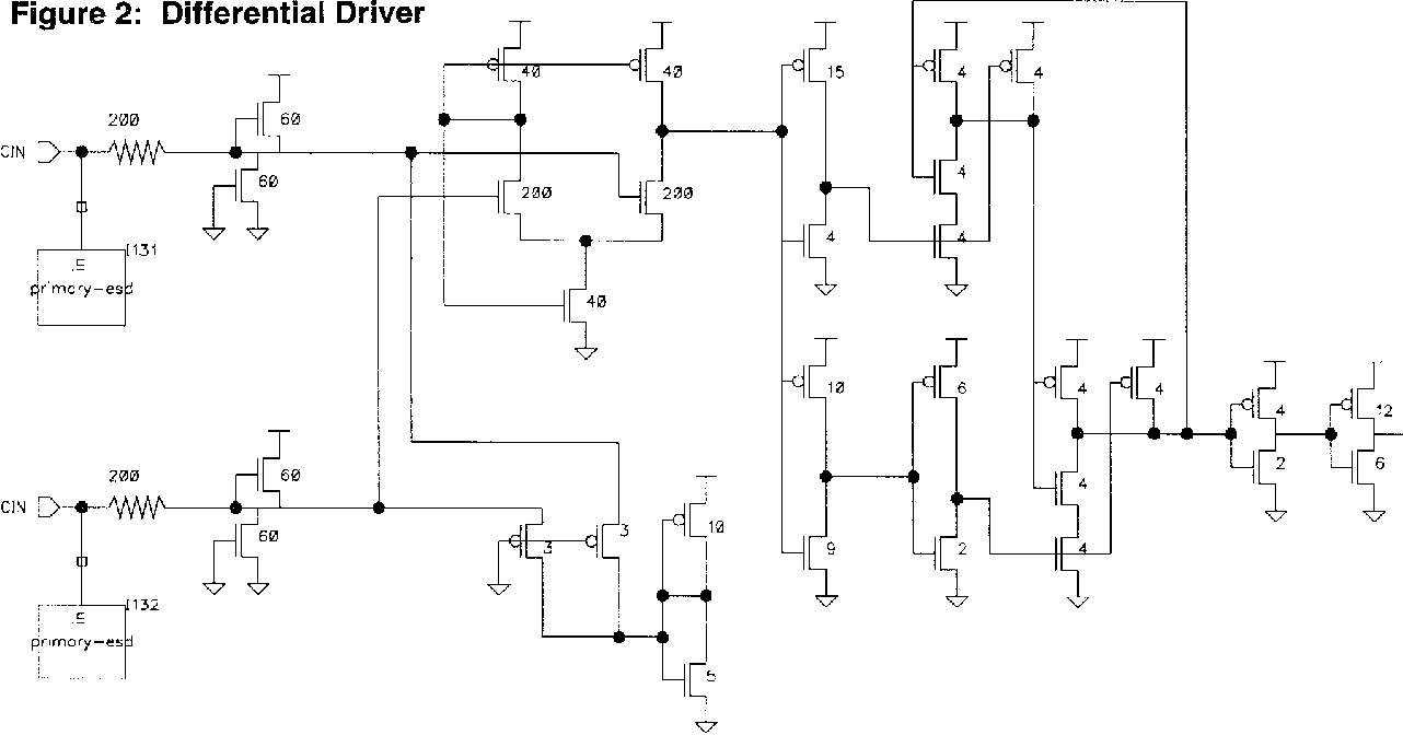 Application Of Capacitive Coupling To Switch Fabrics Figure 1 Circuit Diagram 2