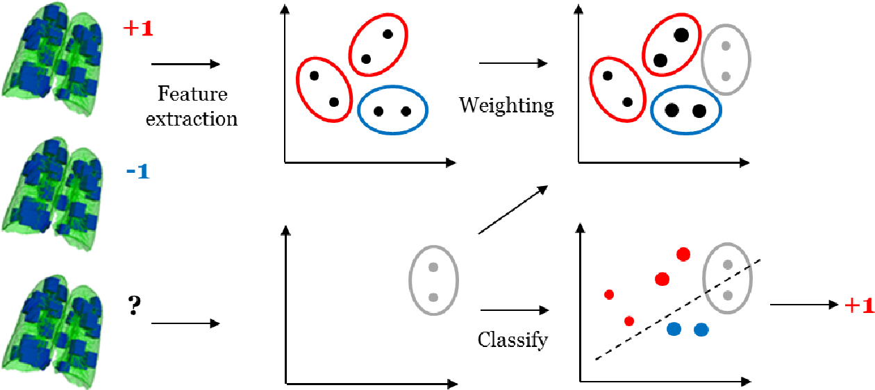 Figure 1 for Transfer learning for multi-center classification of chronic obstructive pulmonary disease
