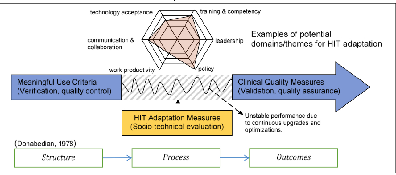 Health Information Technology Adaptation Measures As The Process Evaluation