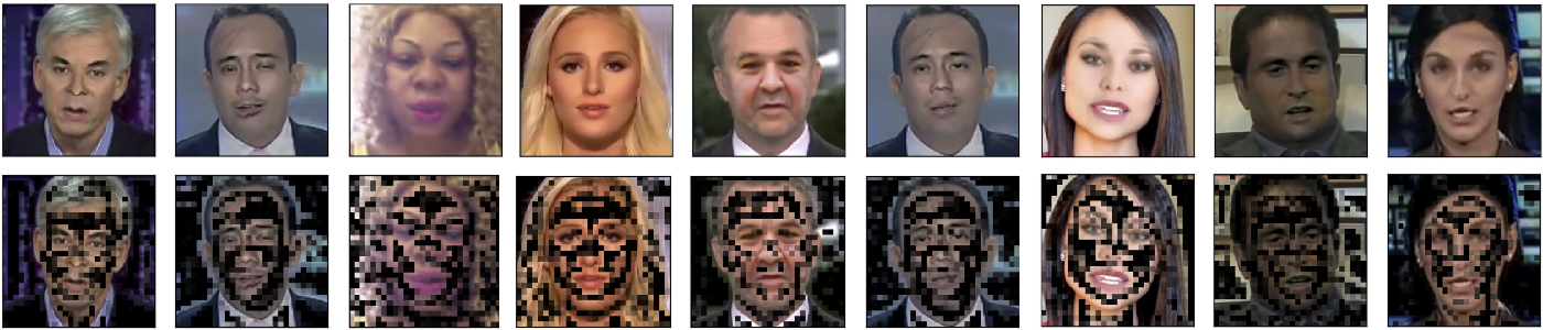 Figure 4 for Video Face Manipulation Detection Through Ensemble of CNNs