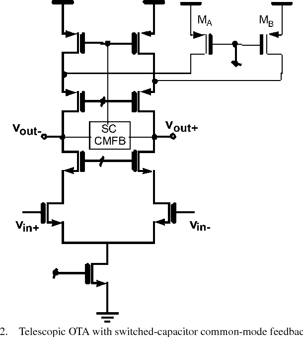 A DLL-biased, 14-bit DS analog-to-digital converter for GSM