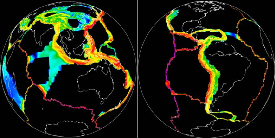 2 Geodetic Observations Of Earths Time Variable Shape Are Used For