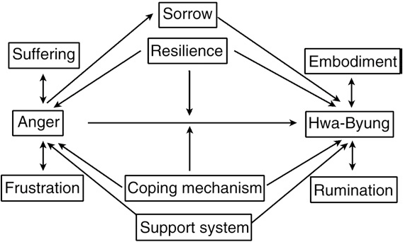 The effect of an anger management program for family members of