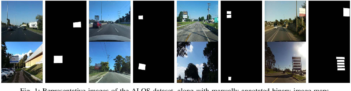 Figure 1 for The ALOS Dataset for Advert Localization in Outdoor Scenes