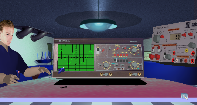 Figure 1 from VRML97 distributed authoring interface